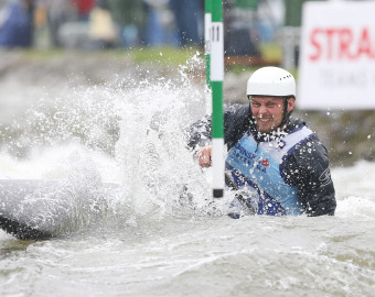 LIPTOVSKY MIKULAS, 14.05.2016 MISTRZOSTWA EUROPY W SLALOMIE KAJAKOWYM, EUROPEAN SENIOR CANOE SLALOM CHAMPIONSHIPS N/Z. GRZEGORZ HEDWIG FOTO: TOMASZ MARKOWSKI / NEWSPIX.PL --- Newspix.pl *** Local Caption *** www.newspix.pl  mail us: info@newspix.pl call us: 0048 022 23 22 222 --- Polish Picture Agency by Ringier Axel Springer Poland