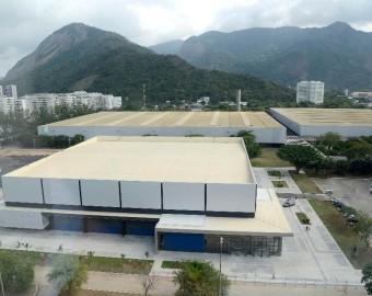 bokserska arena Rio