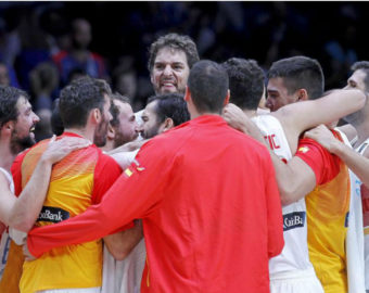 Hiszpania [FIBA]