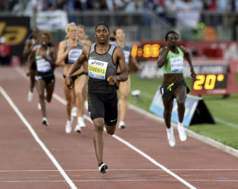 June 2, 2016 - Rome, Italy - Caster Semenya (RSA) wins 800 m Women during the IAAF Diamond League Golden Gala Pietro Mennea at Stadio Olimpico, Rome, Italy on 2 June 2016. (Credit Image: © Giuseppe Maffia/NurPhoto via ZUMA Press)  FOT. ZUMAPRESS.com / NEWSPIX.PL  POLAND ONLY !!! --- Newspix.pl *** Local Caption *** www.newspix.pl  mail us: info@newspix.pl call us: 0048 022 23 22 222 --- Polish Picture Agency by Ringier Axel Springer Poland