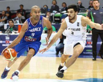 FIBA Francja-Nowa Zelandia