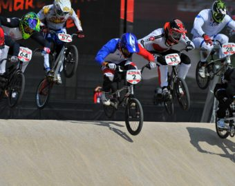 Joris DAUDET   - 09.08.2012 - BMX - Jeux Olympiques Londres 2012 Photo: Dave Winter / Icon Sport  OLIMPIADA IGRZYSKA OLIMPIJSKIE LONDYN 2012 FOT. ICON SPORT/NEWSPIX.PL  POLAND ONLY !!! --- Newspix.pl *** Local Caption *** www.newspix.pl  mail us: info@newspix.pl call us: 0048 022 23 22 222 --- Polish Picture Agency by Ringier Axel Springer Poland