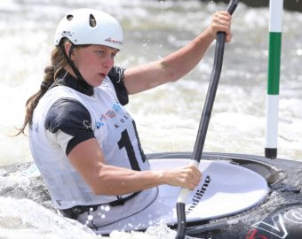 KRAKOW, 05.06.2016 MISTRZOSTWA POLSKI SENIOROW W SLALOMIE KAJAKOWYM ,CANOE SLALOM POLAND CHAMPIONSHIPS ,KONKURENCJA K-1 KOBIET  N/Z. NATALIA PACIERPNIK FOTO: TOMASZ MARKOWSKI / NEWSPIX.PL --- Newspix.pl *** Local Caption *** www.newspix.pl  mail us: info@newspix.pl call us: 0048 022 23 22 222 --- Polish Picture Agency by Ringier Axel Springer Poland
