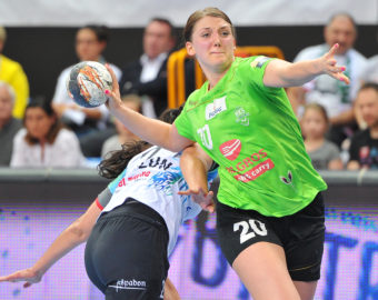 Lublin 29 15.05.2016 Pilka reczna kobiet. PGNiG Superliga. final play off MKS Selgros Lublin - Pogon Baltica Szczecin Handball women. PGNiG Superliga. finals play off MKS Selgros Lublin - Pogon Baltica Szczecin NZ Joanna Drabik FOT. PRZEMEK GABKA / 400mm.pl / NEWSPIX.PL --- Newspix.pl *** Local Caption *** www.newspix.pl  mail us: info@newspix.pl call us: 0048 022 23 22 222 --- Polish Picture Agency by Ringier Axel Springer Poland